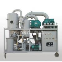 Double-Stage Vacuum Transfomer Oil Purifier/Purification
