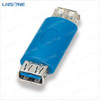 Wholesale USB female to female USB 3.0 Adapter from china suppliers