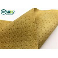 Three Layers Waterproof PP Spunbond Non Woven Fabric Hospital Covering Fabric Anti Liquid for sale