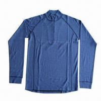 Wholesale Polypropylene Top Thermal Underwear for Man, Merino Wool Outer, Super Moisture Wicking Function from china suppliers