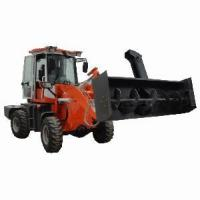 China Wheel Loader Zl15f Snow Blower on sale