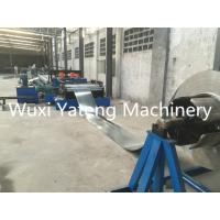 2mm Thickness Q235 Steel  Cable Tray Roll Forming Machine With Automatic Forming Line