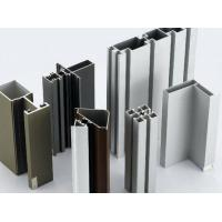 Wholesale Anodized Aluminium Door Profiles , European Standard Aluminium Door And Window Frames from china suppliers