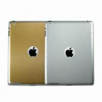 Wholesale Back Skin Guard, Matt Pattern or Carbon Fiber, for iPad from china suppliers