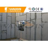House EPS Cement Sandwich Board Building Material 60mm to 150mm Thickness