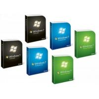 China Operating Windows 7 Professional Retail Box 64 Bit Full Version For Tablet And PC on sale