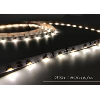 Wholesale Warm White Smd 335 Pixel RGB LED Flexible Strip With DC12v 24v 120 Leds / M from china suppliers