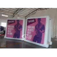 Wholesale Outdoor Advertising Inflatable Billboard With Full Printing Logo From China Inflatable Promotion Model Factory from china suppliers