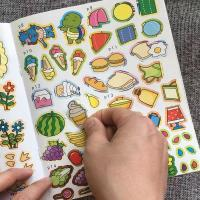 China Custom Sticker Book wholesale for sale