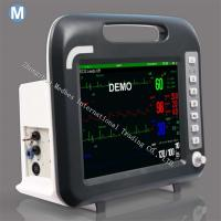 Wholesale Medcial Emergency M-PM120E Cheap Multi-Parameter Operating Room  Portable Patient Monitor from china suppliers