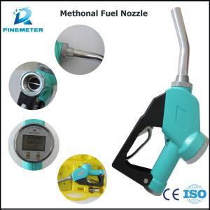 China Chemical liquid filling nozzle,anti-corrosion methanol pump gun,refueling gun on sale