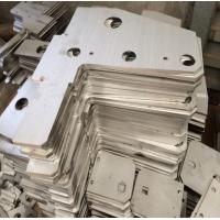 Wholesale CNC cutting and Bending stainless steel sheet metal work product customized pattern and sizes from china suppliers
