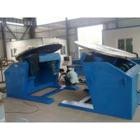 Best Wireless Control Tilting Automatic Welding Machine Rotary Table for Axis / Tray / Ppipe Welding wholesale
