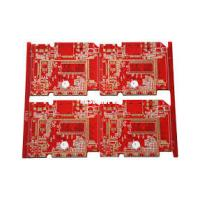 China 4mm 4 Layer Multilayer Printed Circuit Board Fabrication FR4 TG180 1 oz Copper on sale