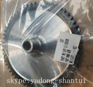 Quality Jining Shantui Bulldozer torque converter oil pump gear SD16 16Y-11-00008 Spot for sale