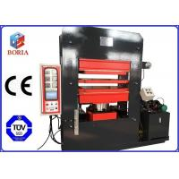 China Industrial Hydraulic Rubber Press Machine 315T Electric Heating Frame Type for sale