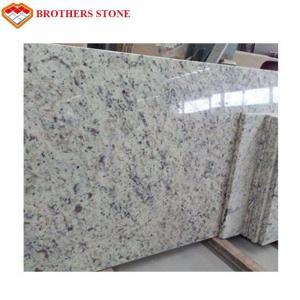 China Luxury Kashmir White Granite Countertops Customized Size Corrosion Resistant Design on sale