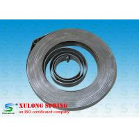 Wholesale Mechanical Flat Spiral Torsion Springs Clockwise Direction ISO 9001 ROHS Certification from china suppliers