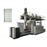 Wholesale Desktop Board Plastic Blow Moulding Machine , High Output Extruder Blowing Machine from china suppliers
