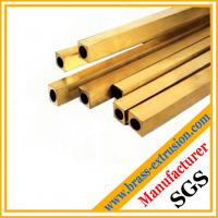 Wholesale hollow orichalc square tubes building material from china suppliers