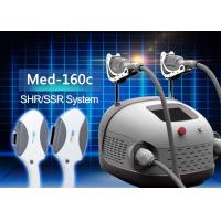 Wholesale 2 In 1 System Perfect SHR Laser Hair Removal Machine For Women 16 Languages from china suppliers