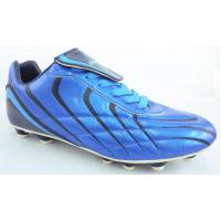 Wholesale Artificial Mens Football Boots sports direct for kids , Natural blue from china suppliers