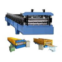 Wall Cladding Corrugated Roll Forming Machine  for sale