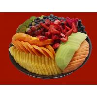 Buy cheap glass fruit plates L844 from wholesalers