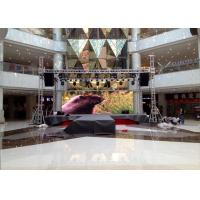 Best Energy Saving SMD Programmable Indoor Led Video Screen 64 X 32 Pixels wholesale