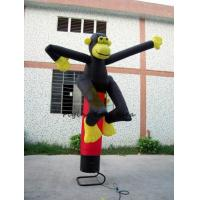 Buy cheap Custom Inflatable Air Dancer / Sky Dancer Inflatable Monkey Shaped Of Promotion from wholesalers