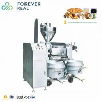 Small Lightweight Edible Oil Press Machine  Automatic Temperature Control System for sale