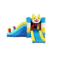 Wholesale Lead Free 10.5ft 180z PVC Vinyl Inflatable Bounce House from china suppliers