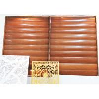 Wholesale Mobilizable Profile Aluminum Sun Shade Louver System with Foaming Filler Material from china suppliers