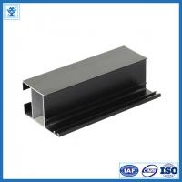 Wholesale Black anodize oxidation extruded aluminum profiles for LED light , tolerance 0.2mm from china suppliers