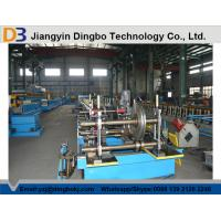 Full Automatic PLC Control Steel Sheet Forming Machine For Cable Ladder