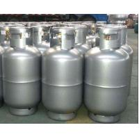 Wholesale 6KG 14.4L Capacity Air Gas Cylinder / Gas Cylinder Containers 310 Mm Total Height from china suppliers