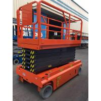Wholesale Self Propelled Hydraulic Scissor Lift 13.7m Extendable Electric Driven from china suppliers