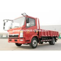 4x2 Howo Cargo Light Duty Commercial Trucks 5 - 10T Capacity 4.257 L Displacement for sale