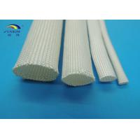 Wholesale High Temperature Heat Resistant Uncoated Silicone Fiberglass Sleeving from china suppliers
