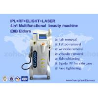 Wholesale 110V Laser Tattoo Removal Machine / Permanent Hair Removal Machines Home Use from china suppliers
