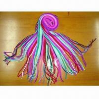 Wholesale Acrylic Knitted Scarf, Made of 100% Acrylic from china suppliers