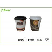 Wholesale 7oz Single Wall Hot Handled disposable thermal cups For Hot Beverage from china suppliers