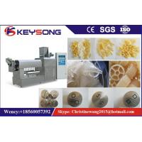 Wholesale Commercial Electric Macaroni Pasta Making Machine 100KW 27000 * 2000 * 2200mm from china suppliers
