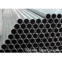 Best 316L Round Welded Stainless Steel Tube / Automatic Tubing 180 Grit Polished wholesale