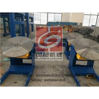 Best Rotary Benchtop Welding Positioners / Welding Table For Industries wholesale