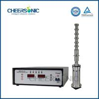 Multi Function Ultrasonic Extraction Equipment For Pharmaceutical Industry