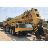 China Germany LIEBHERR LTM3000 Used Liebherr Cranes 2008 Year 300 TONS With Online Support on sale