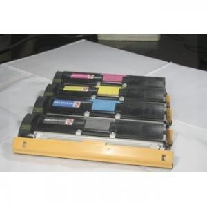 Wholesale 2300 Konica Minolta Magicolor Toner Cartridges 4500 / 3500 Page BK C M Y Color from china suppliers