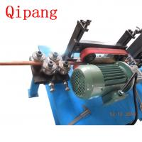 Wholesale Plate Copper Tube Straightening Machine Sheet Tube Pipe Straightener from china suppliers