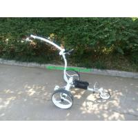 Wholesale Brilliant Stainless steel Golf Trolley electric golf trolley electrical golf trolley from china suppliers